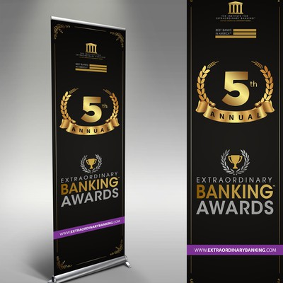 Awards Ceremony Stand Banner