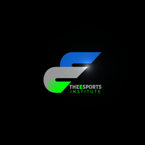Institute logo with the title 'The Esports Institute'
