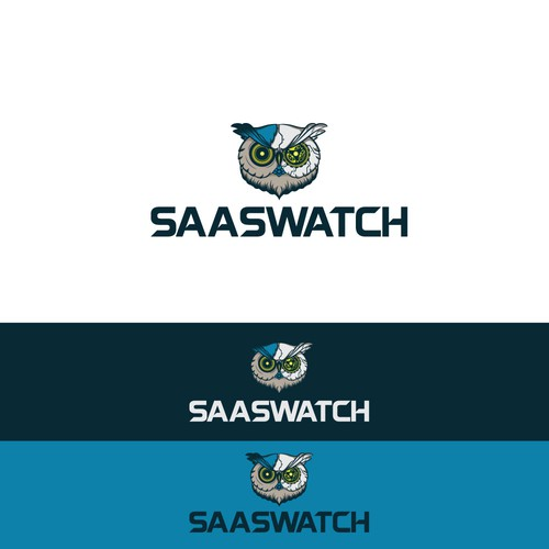 Mechanical design with the title 'saaswatch'