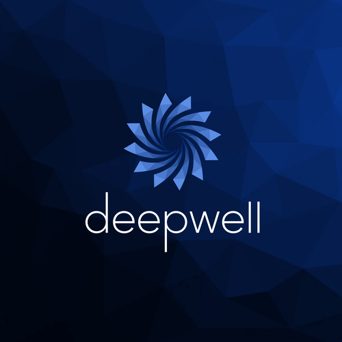 IT design with the title 'deepwell'