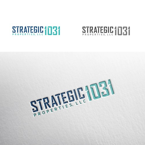 Strategic logo with the title 'STRATEGIC 1031'