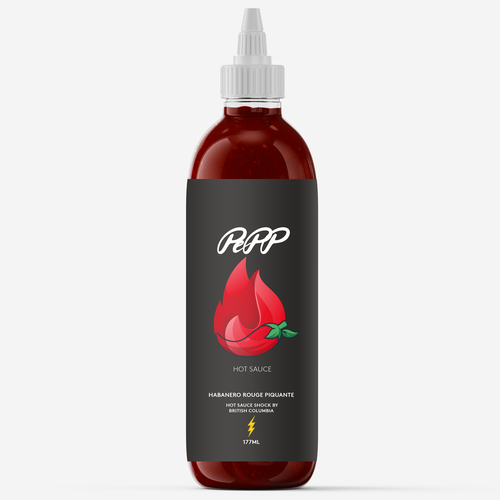 Sober design with the title 'Packaging Design'