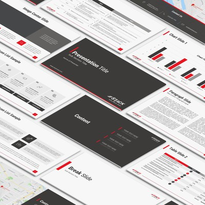 STACK Power Point Template