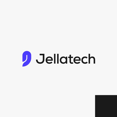 Jellyfish logo with the title 'Jellatech'