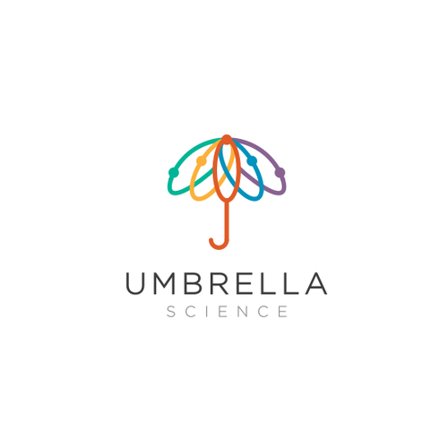 Full-color design with the title 'Umbrella'