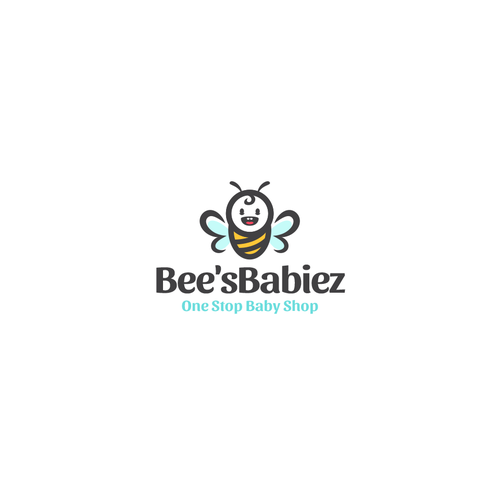 Toy logo with the title 'Bee'sBabiez'