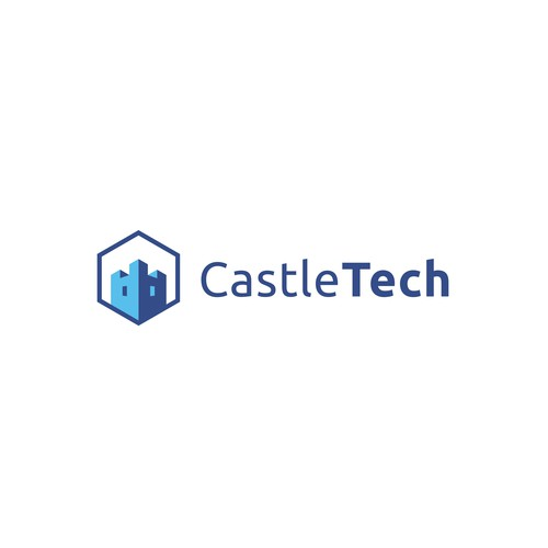 Fort design with the title 'Castle Tech'