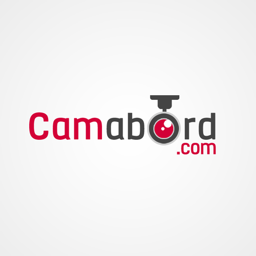 Ecommerce logo with the title 'dashcam store logo'