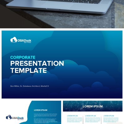 Powerpoint Design for Data Architecht