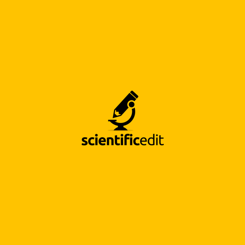 Learning logo with the title 'Modern logo for Scientific Edit'