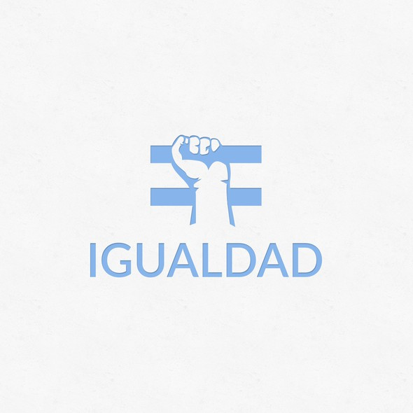Gay logo with the title 'Fight for Equality'