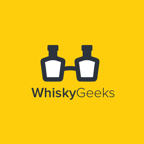 Geek logo with the title 'Whisky Geeks'