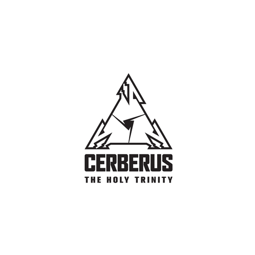Cerberus logo with the title 'Kerber'