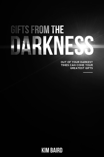 Darkness design with the title 'Gifts from the Darkness'