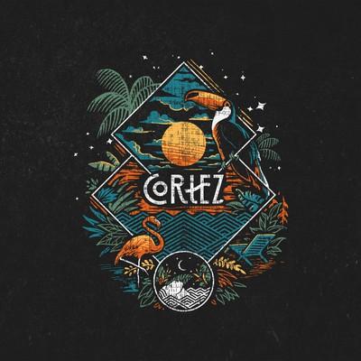 t-shirt artwork for cortez raleigh