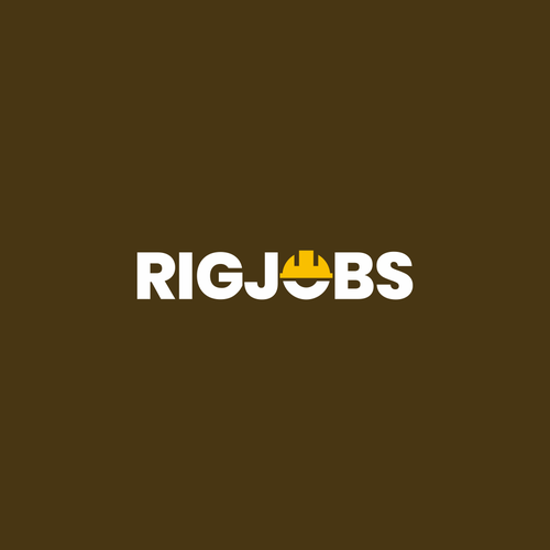 Marketplace design with the title 'Bold logo for job marketplace in oil & gas industry: RigJobs'