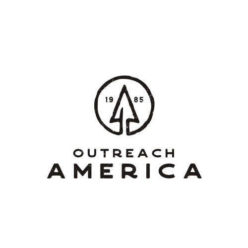 Rustic brand with the title 'America Arrowhead'
