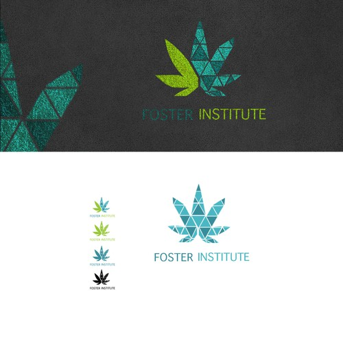 Weed brand with the title 'foster Institute'