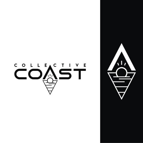 Coastal logo with the title 'COAST COLLECTIVE'