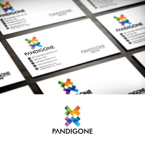 Expert logo with the title 'PANDIGONE'