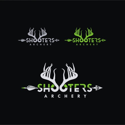 Antler logo with the title 'Logo for Outdoors supplier'