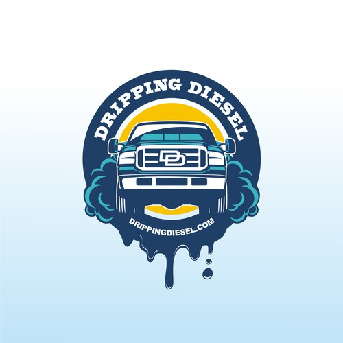 Ford design with the title 'Dripping Diesel'
