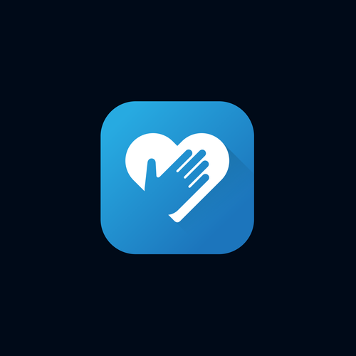 Peace design with the title 'Honesty App Icon for Policy Store'