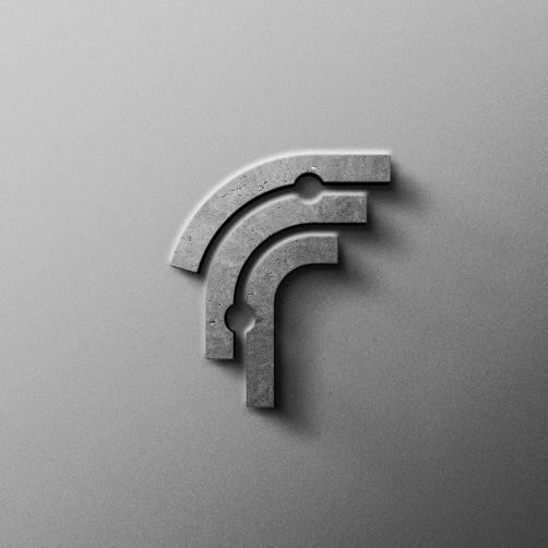 Fiber design with the title 'FIBER'