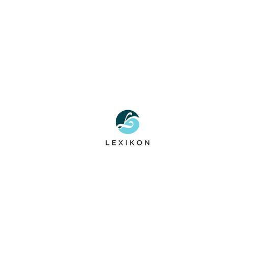 Lifestyle brand with the title 'Lexikon Logo'
