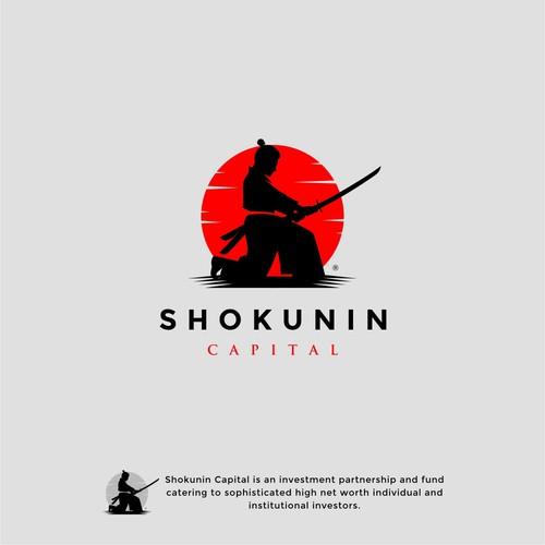 Master design with the title 'Shokunin Logo'