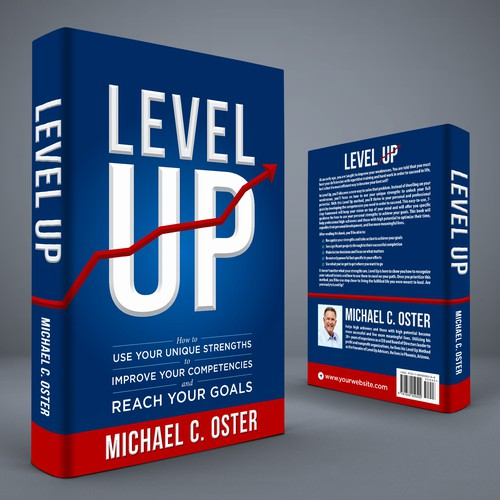Loud design with the title 'Level UP'