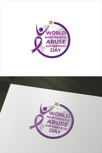 Awareness design with the title 'Our logo needs a little makeover'