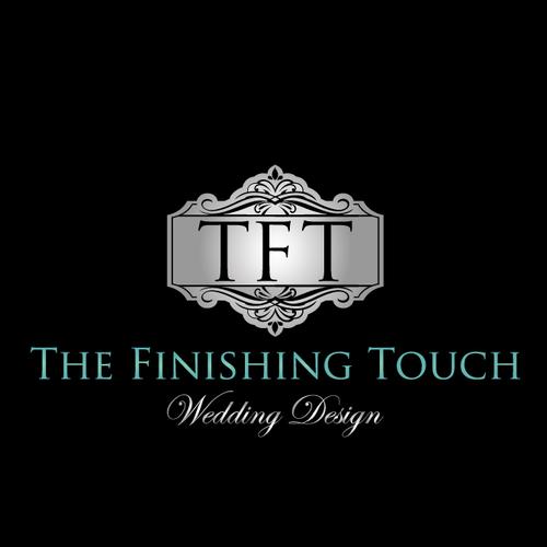 Wedding planner logo with the title 'Wedding designer needs great logo!'