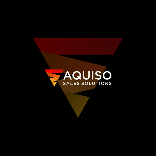 Funnel logo with the title 'AQUISO sales solutions'