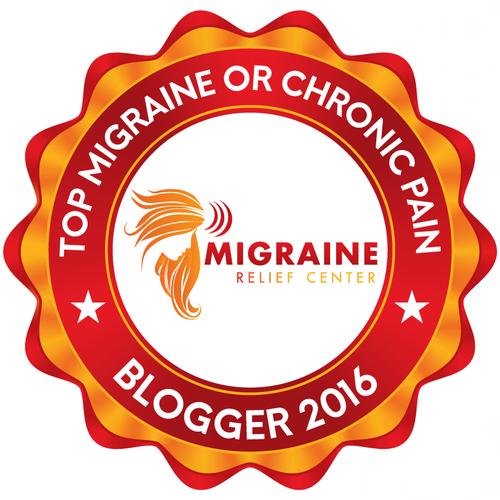 Award design with the title 'Blog Award Button'