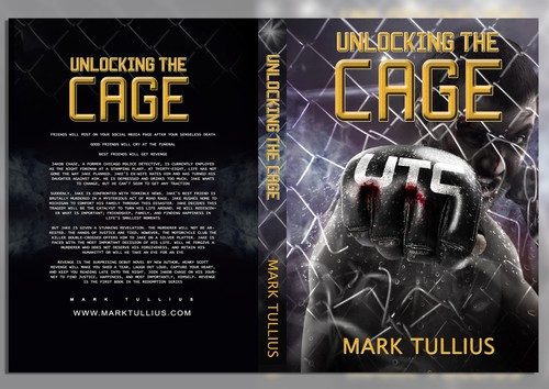 Cage design with the title 'Unlocking the Cage.'