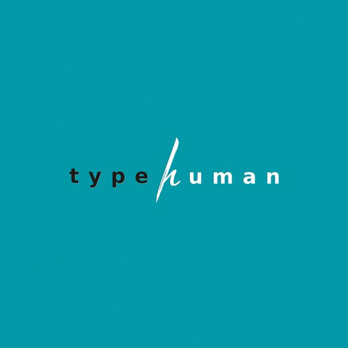 Handwritten brand with the title 'logo for a business consulting firm'