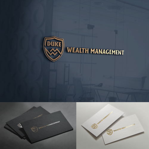 Savings logo with the title 'Duke Wealth Management'