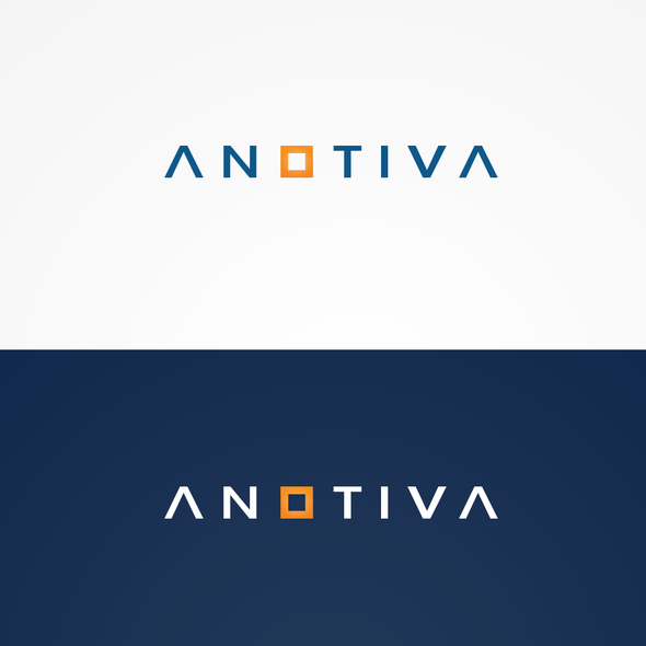 Outsourcing logo with the title 'Anotiva LLC'