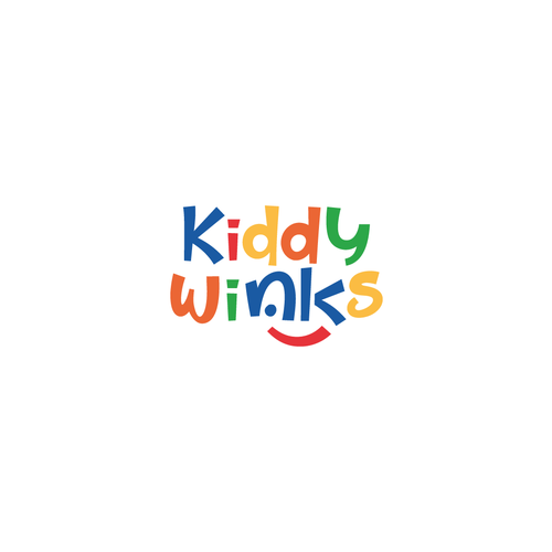Simple design with the title 'Kiddy Winks'