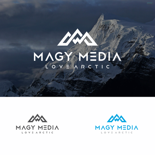 Arctic logo with the title 'MAGY MEDIA'