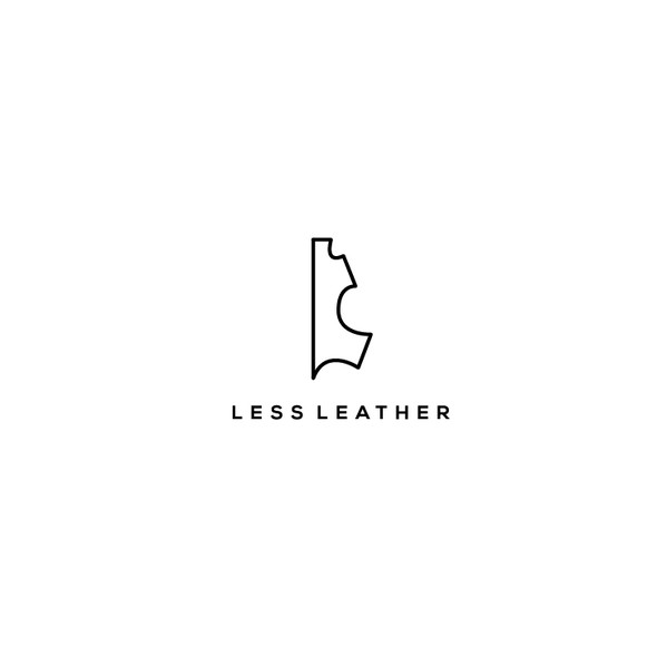 Manufacturing logo with the title 'Clever logo for leather manufacturer'