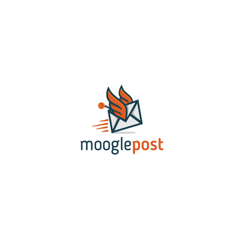 Postal logo with the title 'mooglepost'