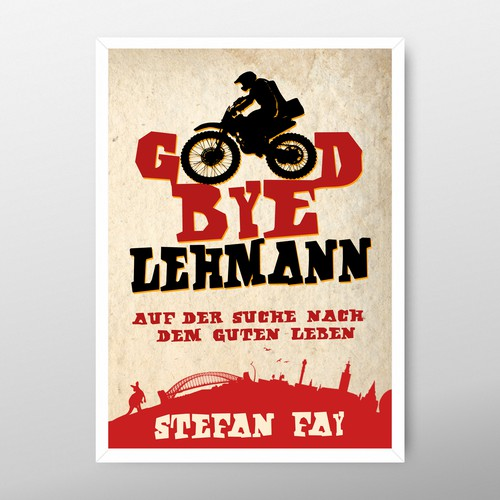 Memory design with the title 'Good Bye Lehmann'