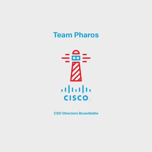 Visual logo with the title 'Logo for Cisco internal team'