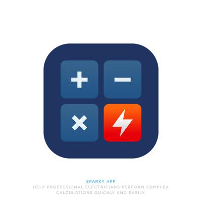 App Icon Sparky App