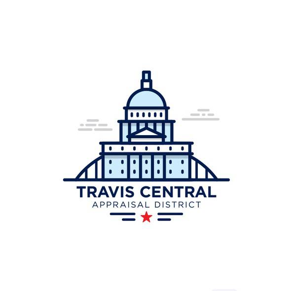 Texas brand with the title 'Travis Central'