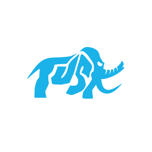 Amazing logo with the title 'bold logo for mammoth'