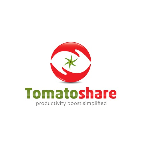 Ketchup logo with the title 'Tomatoshare '