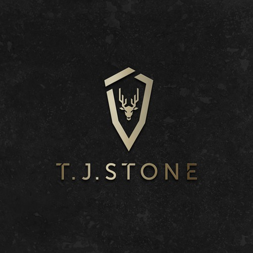 Powerful brand with the title 'T.J. Stone'